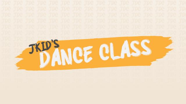 [ENOi] J-KID의 Dance Class🐹 #05