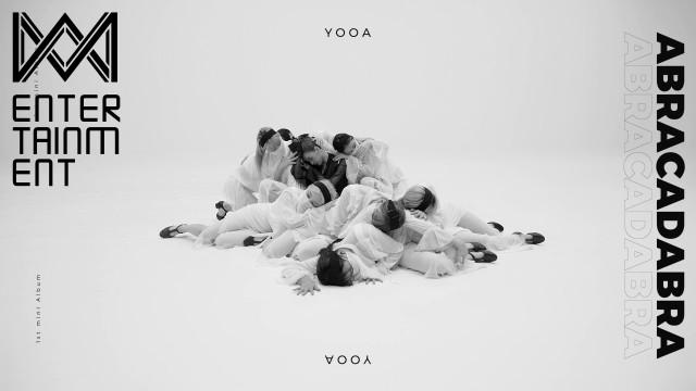 "YooA - ""Abracadabra"" (Black Performance Video)"