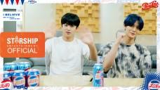 [Making Film] 배진영 (BAE JIN YOUNG) X 김요한 (KIM YO HAN) - I Believe 녹음실