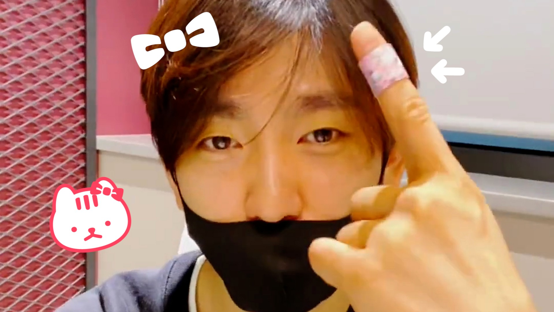[GOT7] 반창고 있어요?🚑 아뇨 녕긔탱긔냥긔밖에 없어요😻💚 (HAPPY JINYOUNG DAY!)