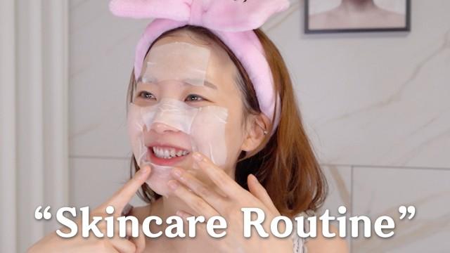밸런스 게임하며 여드름 피부 스킨케어 같이해요😜피부좋아지는법 Skincare Routine / my secret to clear skin reveale