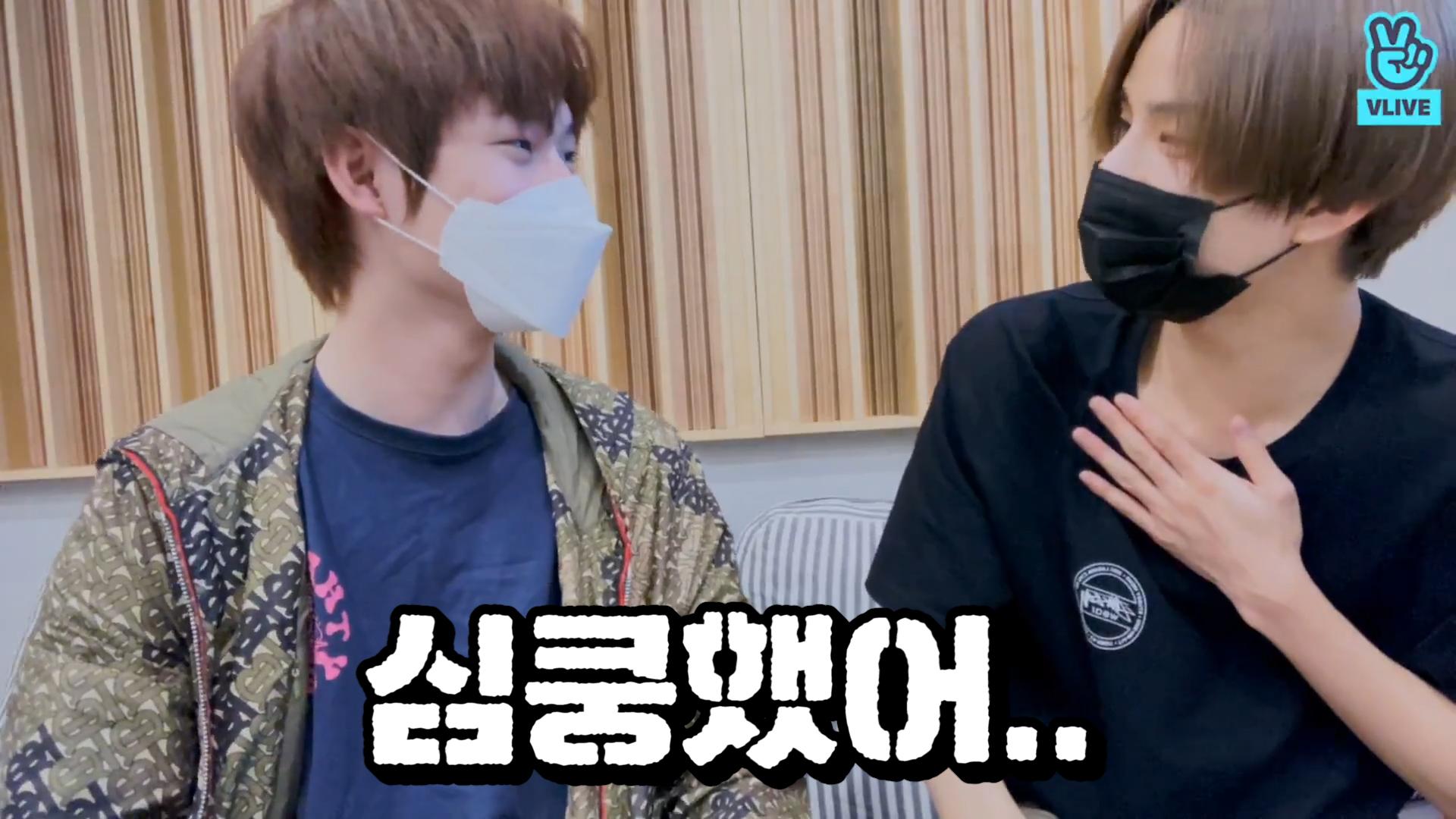 [NCT] 오복이는 심쿵 러러는 아쿵 나는 엔시티한테 인생쿵🗯️💘 (JUNGWOO&CHENLE talking about Awsaz)