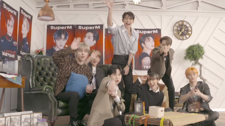 SuperM: Super-Merry 추석🌝 (Feat. 보름달 소'One')