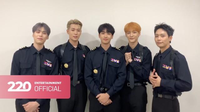 크나큰(KNK) 2020 추석 인사 (Korean Thanksgiving Message)