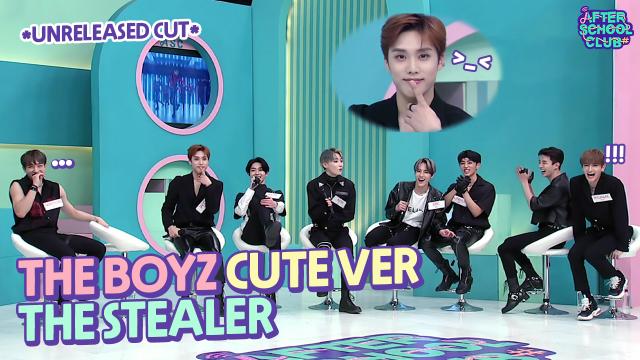 THE BOYZ I'm the stealer' cute ver(unreleased Cut)