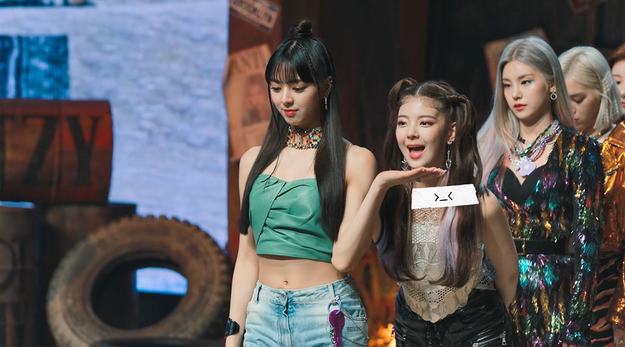 """ITZY(있지) """"Not Shy"""" BEHIND #2"""