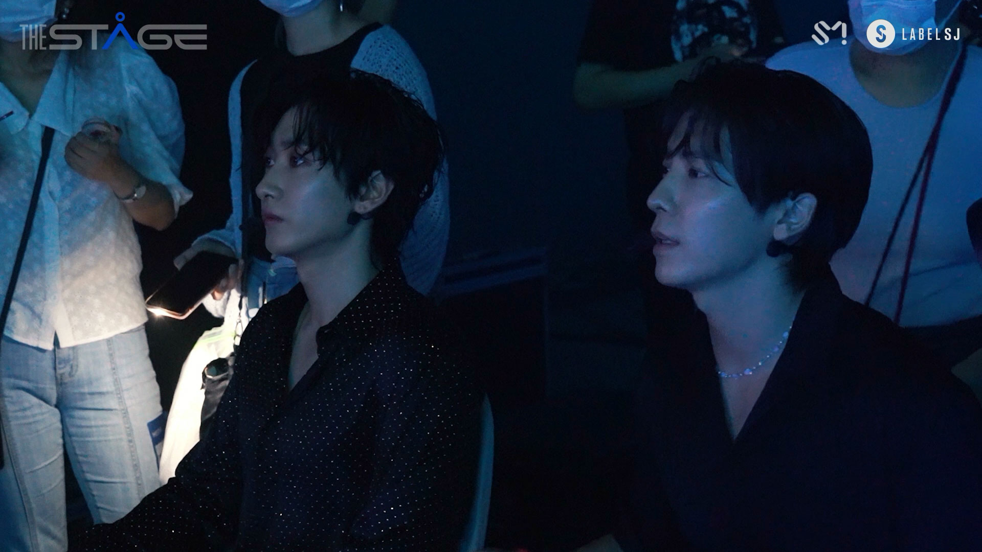 SUPER JUNIOR-D&E THE STAGE Behind The Scenes l BAD LIAR