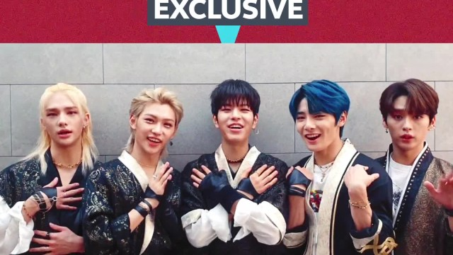 Stray Kids in Inviting You to Watch their KmmunityPH Live show