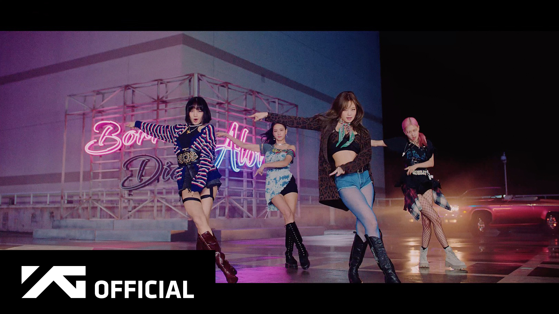 BLACKPINK - 'Lovesick Girls' M/V