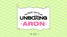 [Vol. ARON] NU'EST ON-CLIP <UNBOXING>