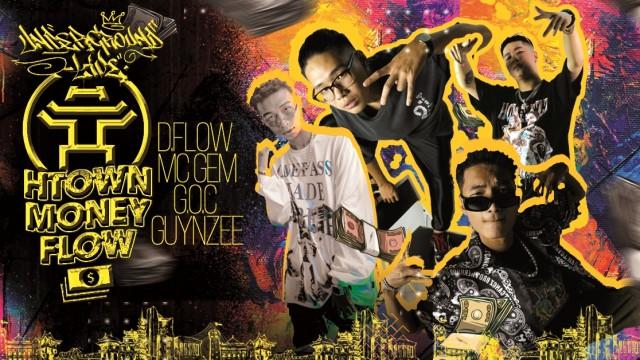HTown Money Flow - Dflow x GUYNZEE x MC. GEM x GOC