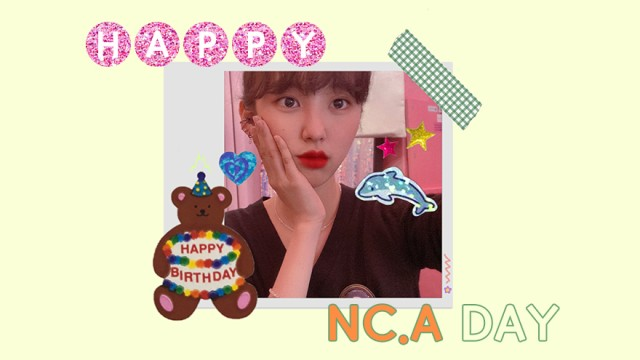 💖💜💙HAPPY NC.A DAY💙💜💖