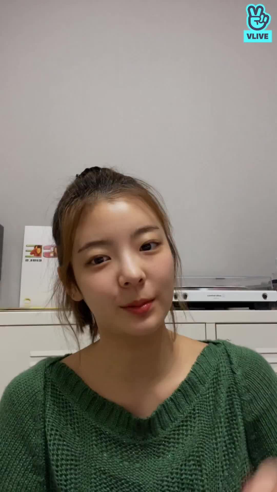 [ #리아 ] 믿지안녕랴야💗💚🌱
