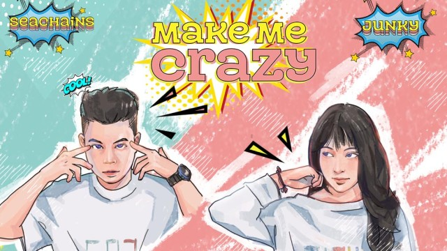 Make Me Crazy - Junky ft Seachains