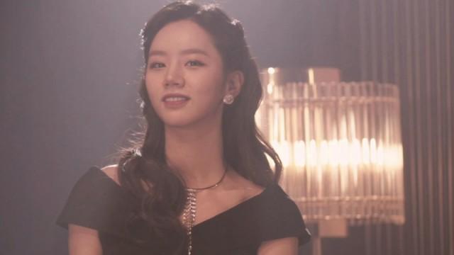 재즈 여신으로 변신한 혜리의 숙취해소제 광고 현장 공개!