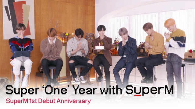 Super 'One' Year with SuperM