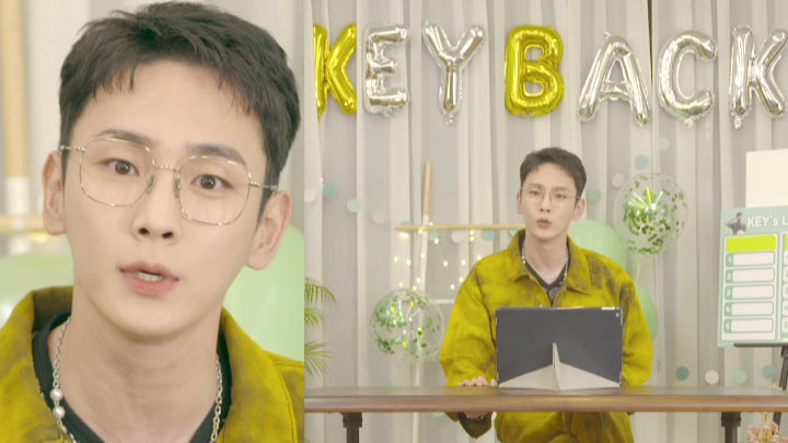 KEY's BACK : WELCOME BACK PARTY