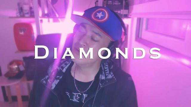 [리치]RICH-Diamonds(Original Song by Sam Smith)