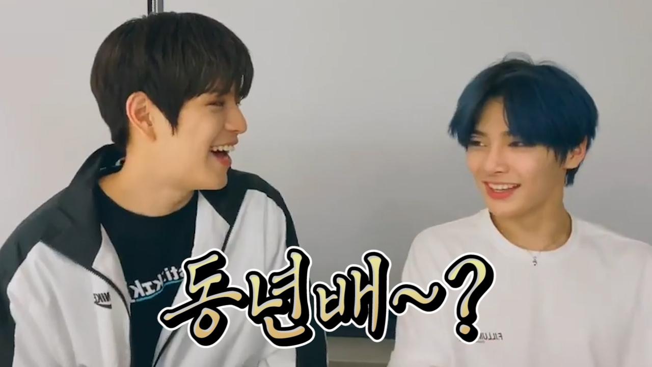[Stray Kids] 보컬라차랑 같은 노래 듣는 인생 진짜 즐겁다🎶 (Seungmin&I.N's nostalgic songs)
