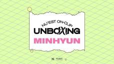 [Vol. MINHYUN] NU'EST ON-CLIP <UNBOXING>