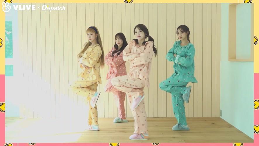 "[ⓓxV] ""어깨가 흠칫! 흠칫!"" (우주소녀 쪼꼬미 : WJSN Chocome)"