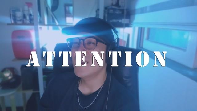 [리치]RICH-Attention(Original Song by Charlie Puth)