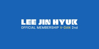 LEE JIN HYUK OFFICIAL MEMBERSHIP 브이단 2nd