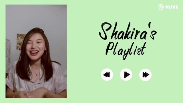 [V PICK!] Shakira's Going 18th Playlist 🥳🎉