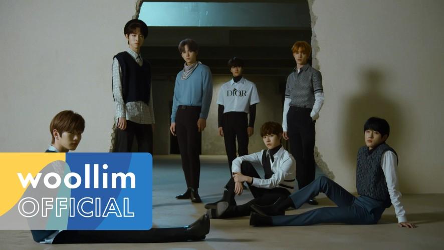 DRIPPIN 1st Mini Album [Boyager]|Concept Trailer