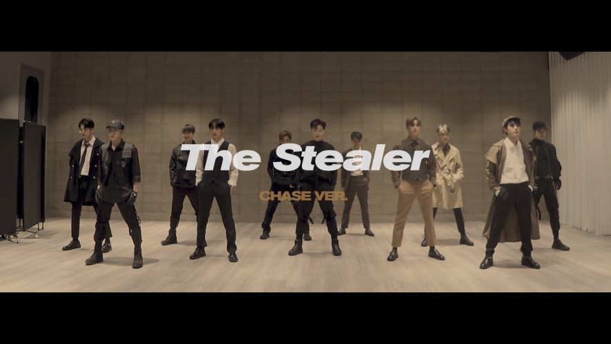 """THE BOYZ """"The Stealer"""" DANCE PRACTICE VIDEO (CHASE ver.)"""