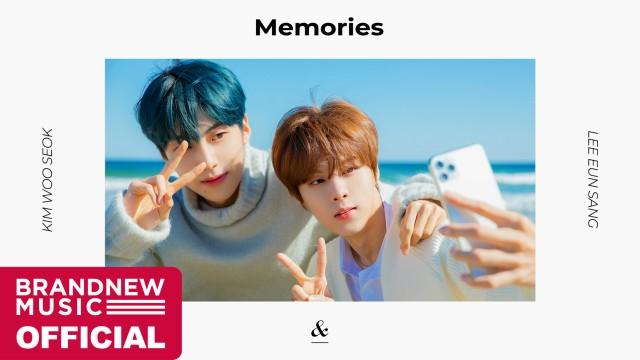 김우석 (KIM WOO SEOK) & 이은상 (Lee Eun Sang) 'Memories' 뮤직비디오 촬영 비하인드