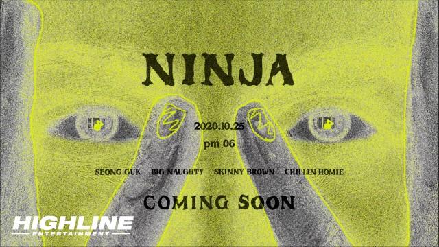 [TEASER] 성국 (SEONGGUK) - Ninja (Feat. BIG Naughty, Skinny Brown, Chillin Homie)