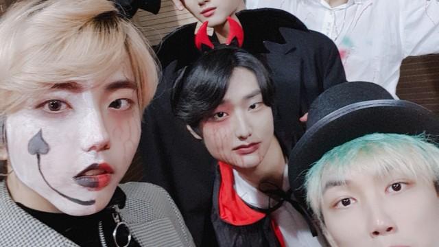 [D.COY] 1년만에 Halloween Party 🎃🎉👻☠
