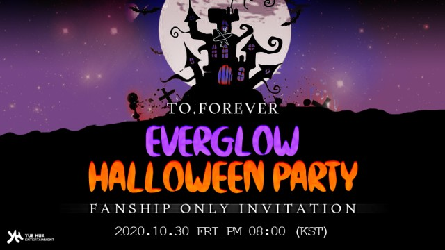 [REPLAY] ✨👻EVERGLOW HALLOWEEN PARTY PREVIEW🎃✨