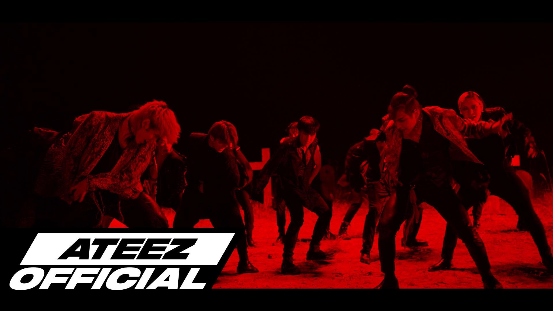 ATEEZ(에이티즈) - 'THE BLACK CAT NERO' Halloween Performance Video Teaser