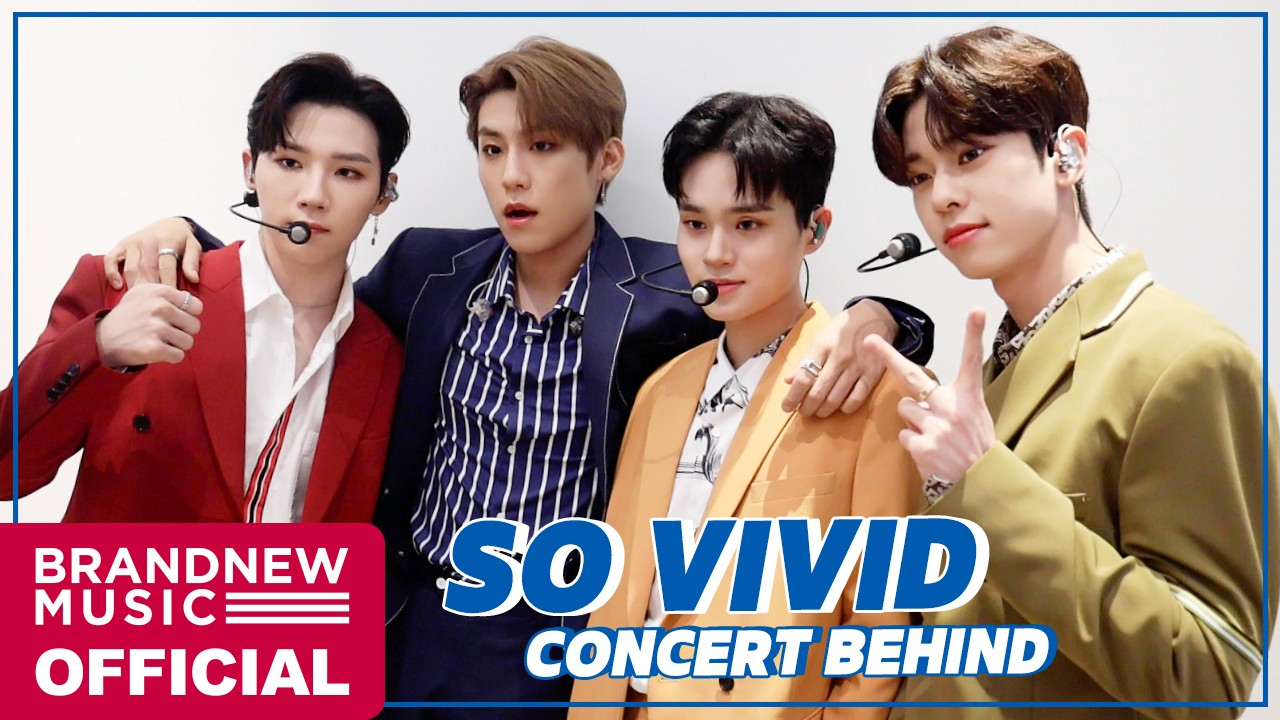 [예삐소드] AB6IX (에이비식스)  'SO VIVID' ONLINE CONCERT BEHIND