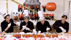 "[Dispatch] ""Making desserts for Halloween with funny NCT🎃👻"" (NCT)"