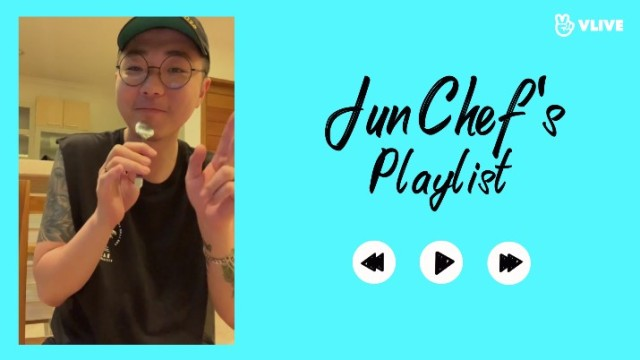 [V PICK!] Jun Chef's Karaoke Playlist 🎤🎵