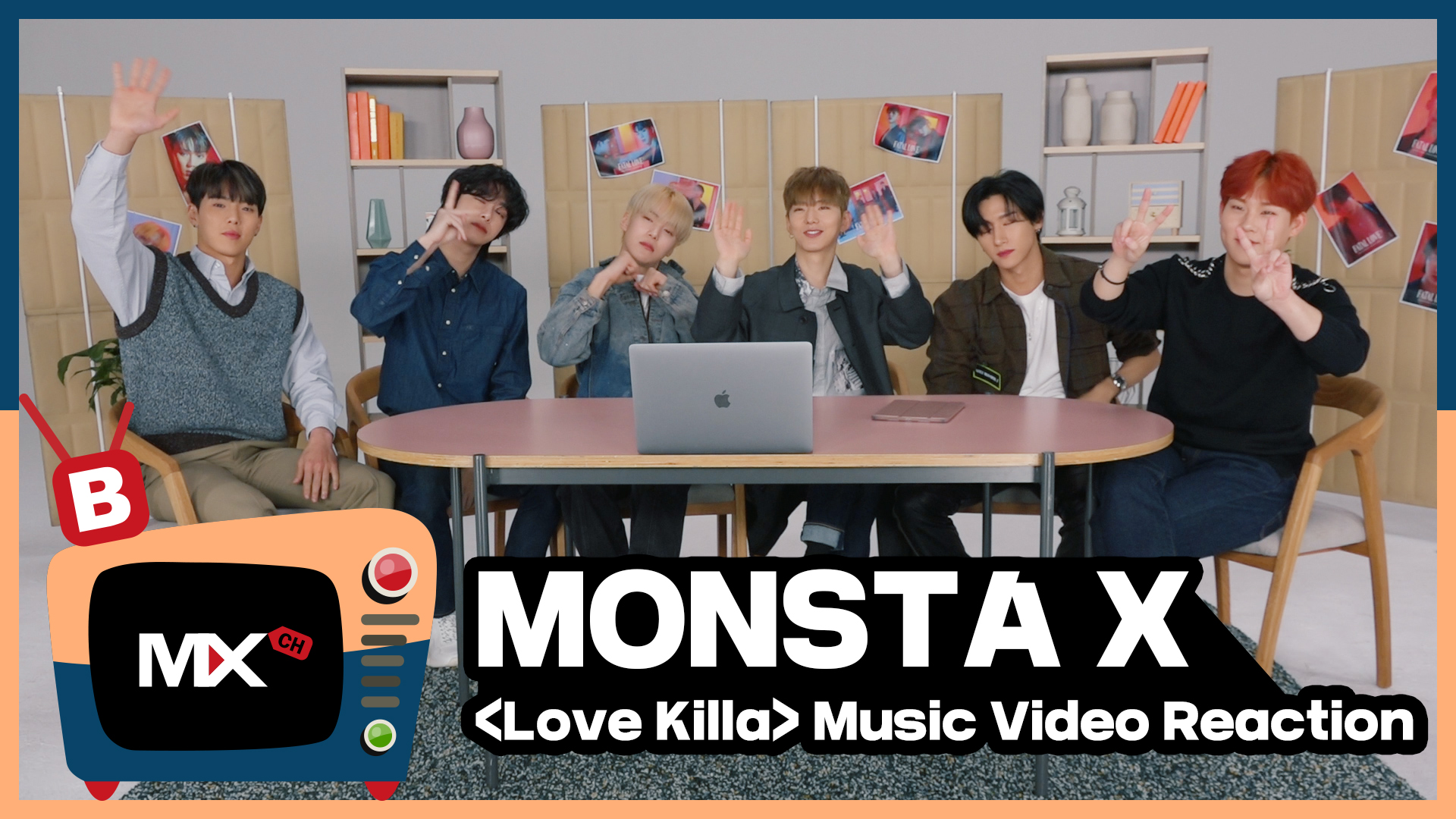 [몬채널][B] EP.203 'Love Killa' Music Video Reaction