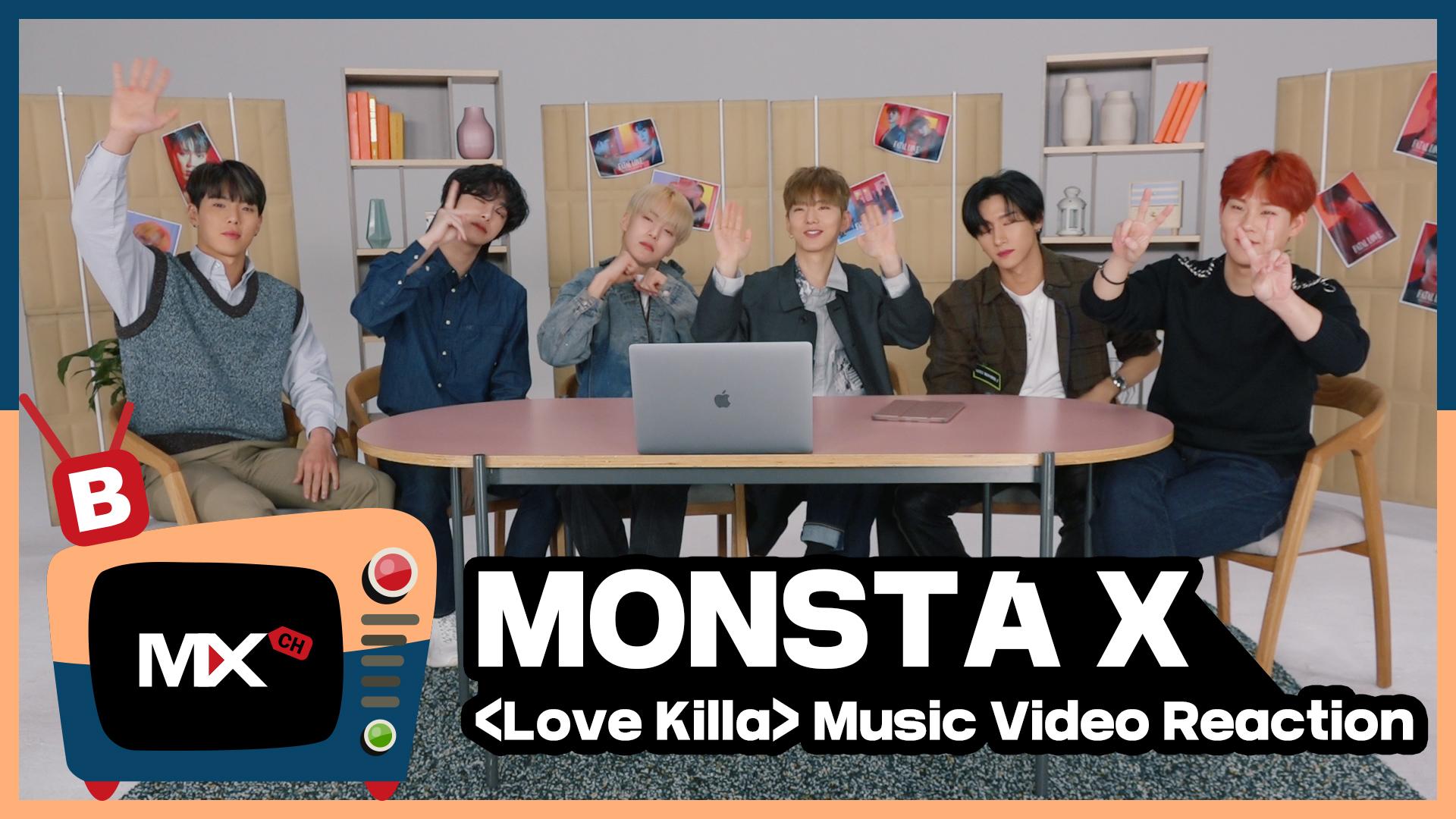 [몬채널][B] EP.203 'Love Killa' Music Video Reaction