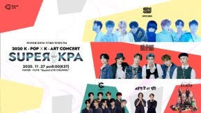 Beyond LIVE - 2020 K-POP x K-ART CONCERT SUPER KPA