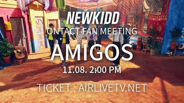 """Newkidd ONTACT FAN MEETING """"AMIGOS"""" Teaser"""