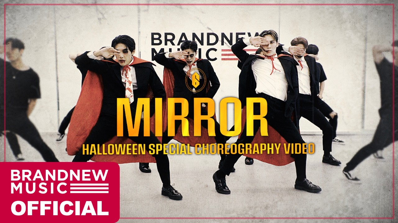 AB6IX (에이비식스) 'MIRROR' HALLOWEEN SPECIAL CHOREOGRAPHY VIDEO