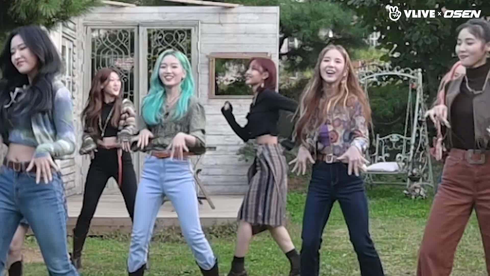 "[OSEN] ""이수만 프로듀싱"" 이달의소녀, 신곡 'Why Not?' 미션댄스 챌린지 #스타로드 01"