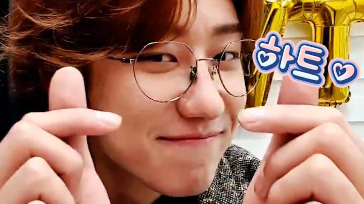 [SEVENTEEN] 엄마아아앙 나 또 서명호 너무 사랑하네..(´⌒`。) (HAPPY THE8 DAY!)
