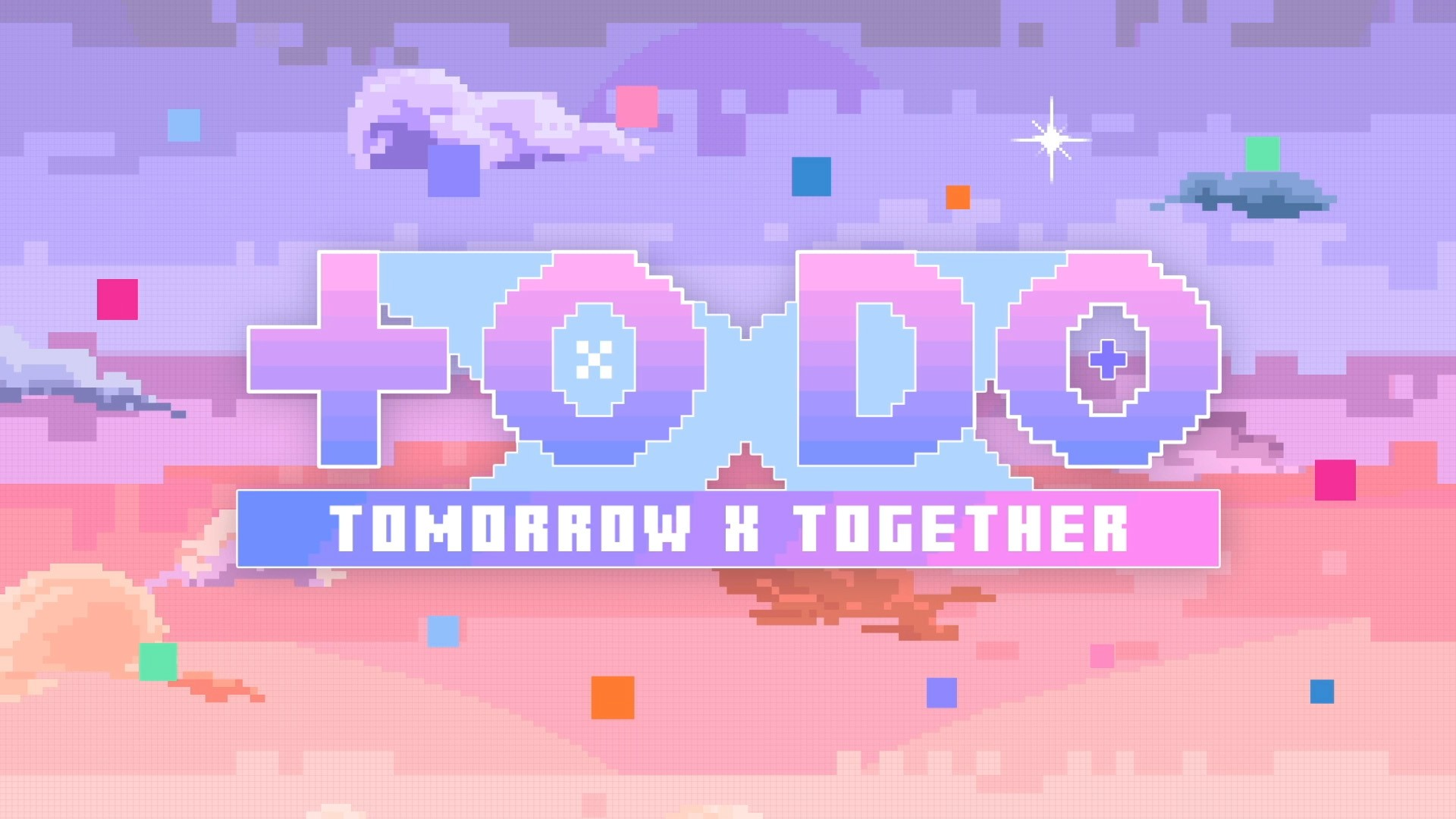 TO DO X TOMORROW X TOGETHER - Teaser