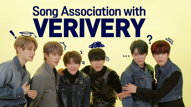 Song Association with VERIVERY