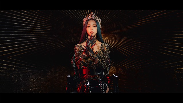 aespa 에스파 'Black Mamba' : Intro