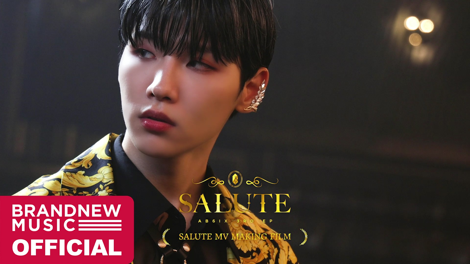 AB6IX (에이비식스) 'SALUTE' M/V MAKING FILM