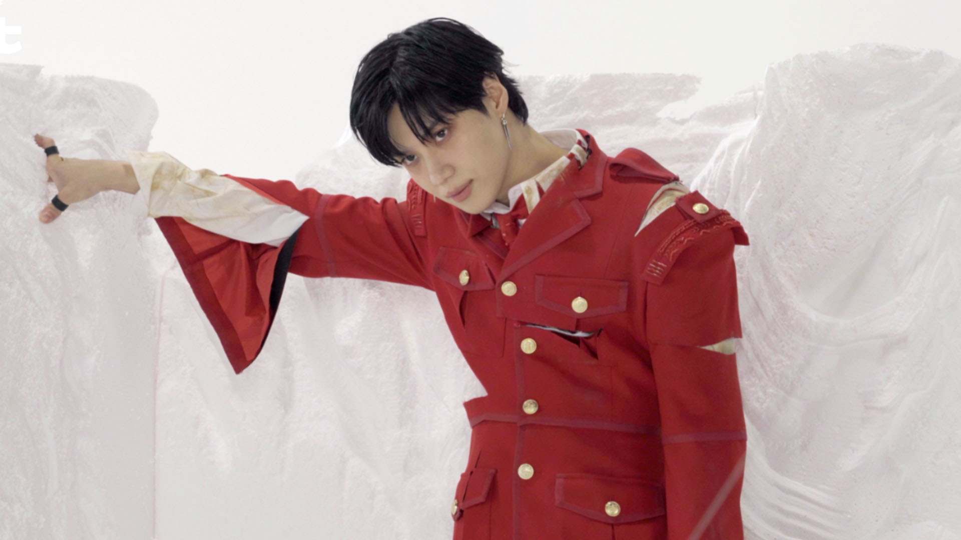 '이데아 (IDEA:理想)' Jacket Behind l Behind the : Act l 태민 TAEMIN
